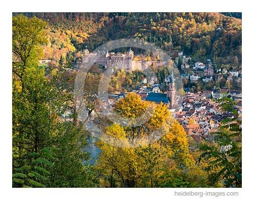 Archiv-Nr. hc2015163 / Altstadt u. Schloss im Herbst