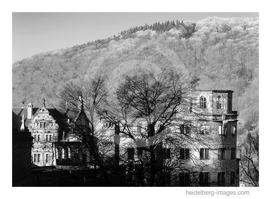 Archiv-Nr. h2004157 | Schloss-Silhouette im Winter