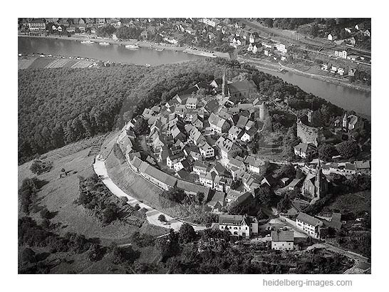 Archiv-Nr. L10_331 Luftbild von Dielsberg 1961