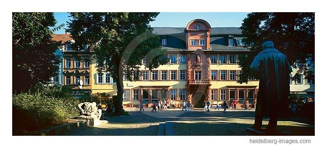 Archiv-Nr.  hc99129 | Bunsendenkmal am Anatomieplatz (Erfinder des Bunsenbrenners Robert Wilhelm Bunsen)
