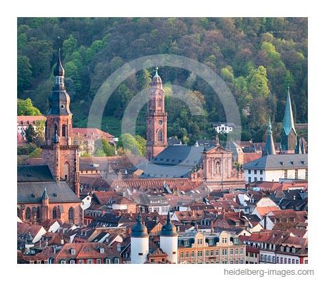 Archiv-Nr. hc209115 | Heiliggeistkirche und Jesuitenkirche