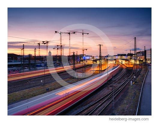 Archiv-Nr. hc2021140 |  Heidelberger Hauptbahnhof