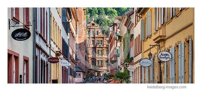 """Archiv-Nr. hc2013130 / Blick auf das """"Hotel zum Ritter"""""""