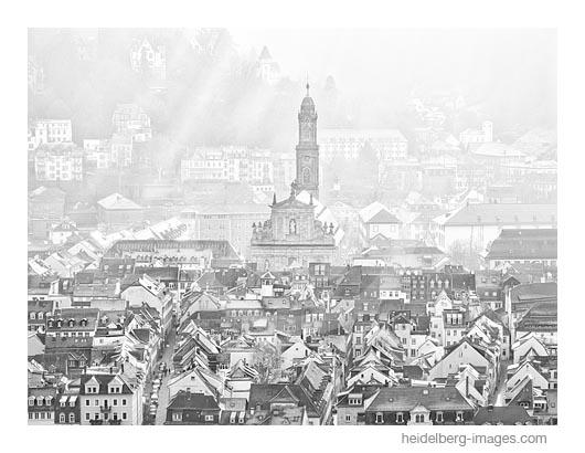 Archiv-Nr. h2019158 | Jesuitenkirche und Altstadtdächer