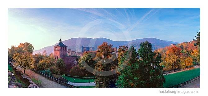 Archiv-Nr. hc2008128 | Schlossgarten im Herbst