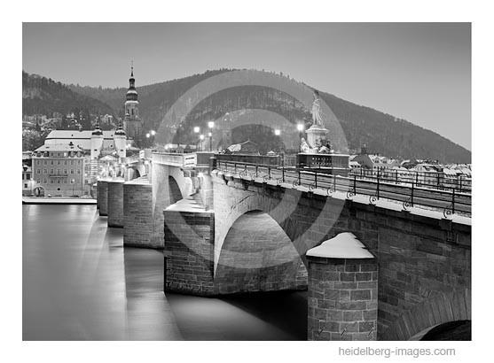 Archiv-Nr. h2010108 | Winterstimmung an der Alten Brücke