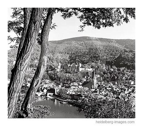 Archiv-Nr. 13-54H / Altstadt und Schloss Panorama