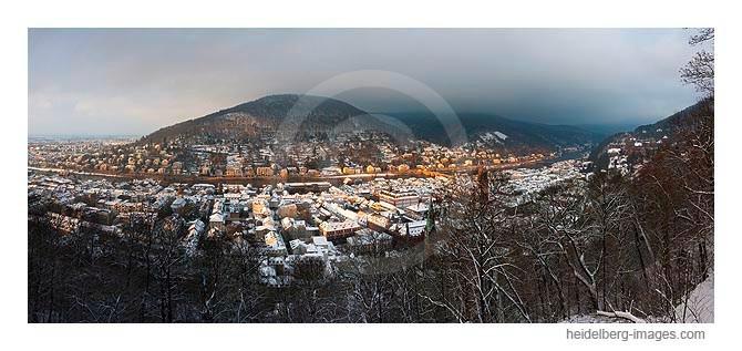 Archiv-Nr. hc2010115 | Heidelberger im Winter