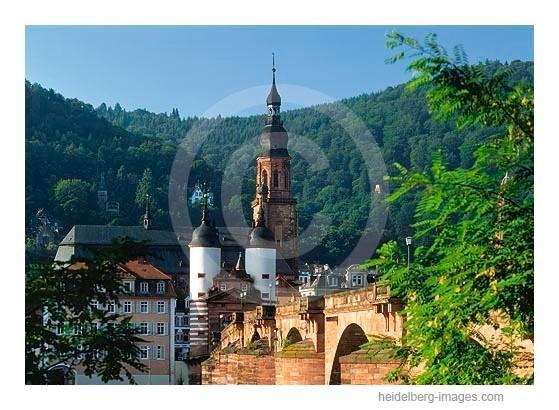 Archiv-Nr. hc2005136 | Heiliggeistkirche und Alte Brücke