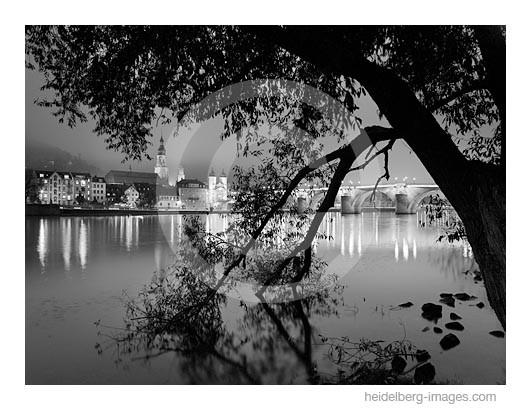 Archiv-Nr. h2009234 | Abendstimmung am Neckarufer
