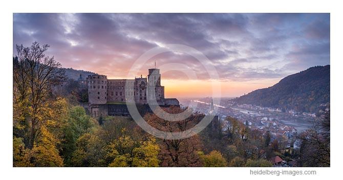 Archiv-Nr. hc2019135 | Abendblick auf Schloss und Altstadt