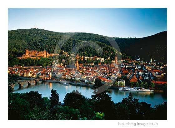 Archiv-Nr. hc2005141 | Heidelberg Gesamtansicht