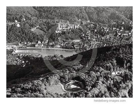 Archiv-Nr. L10_879 / Blick über die Thingstätte auf das Schloss 1966