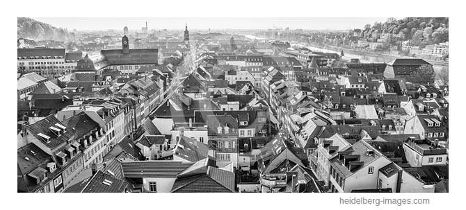 Archiv-Nr. h2014130 | Blick von der Heiliggeistkirche auf die Altstadtdächer