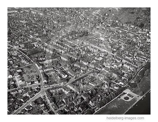 Archiv-Nr.  L10_402 / Ansicht des Stadtteils Neuenheim