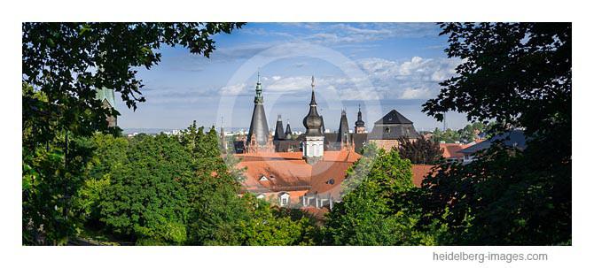 Archiv-Nr. hc2012139 / Blick auf den Hexenturm