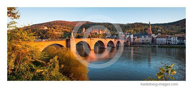 Archiv-Nr. hc2013174 | Herbstlicht auf der Alte Brücke und Altstadt