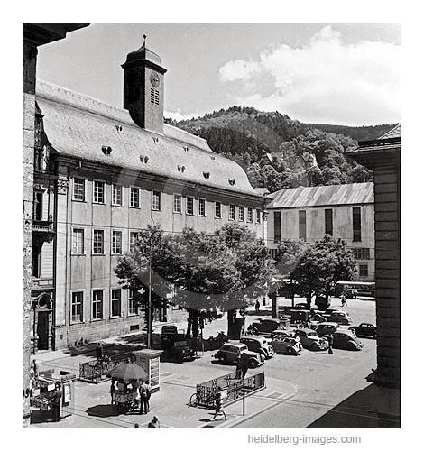 Archiv-Nr.  h18_1 / Universitätsplatz