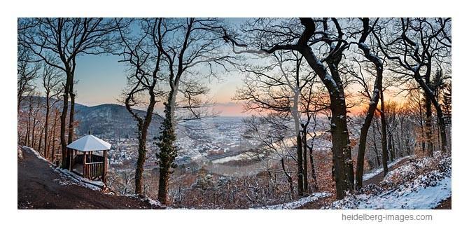 Archiv-Nr. hc2013115 | Fuchsrondell und Altstadtblick im Winter