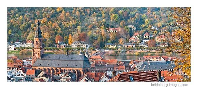 Archiv-Nr.  hc2009236 / Heiliggeistkirche und Schlangenweg im Herbst