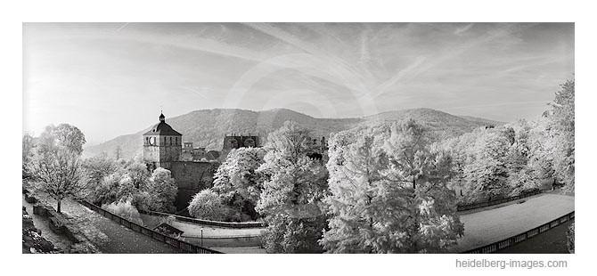 Archiv-Nr. h2008128 | Schlossgarten u. Pulverturm