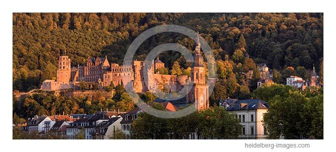Archiv-Nr. hc2017148 / 'Letztes Licht', Schloss im Spätsommer