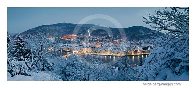 Archiv-Nr. hc2010185 / Weihnachtliches Heidelberg