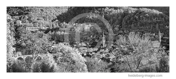 Archiv-Nr. h2018139   Blick vom Heiligenberg, Heidelberg