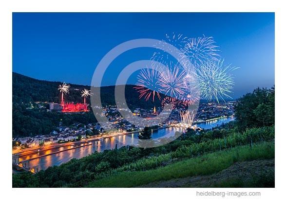 Archiv-Nr. hc2014191 / Heidelberger Schlossbeleuchtung