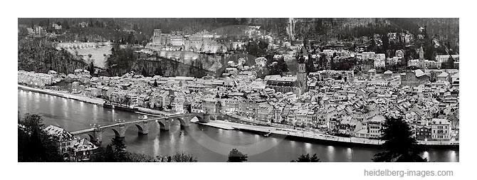 Archiv-Nr. h2009242   Heidelberg im Winter