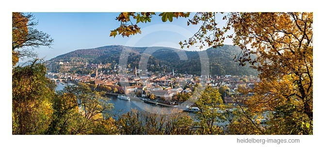 Archiv-Nr. hc2012158 / Heidelberg im Herbst
