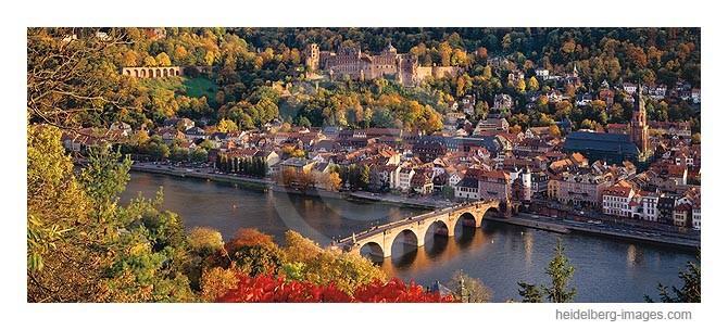 Archiv-Nr. hc 94137 / Heidelberg im Herbst