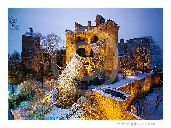 Archiv-Nr. hc2003105 / Pulverturm bei Nacht