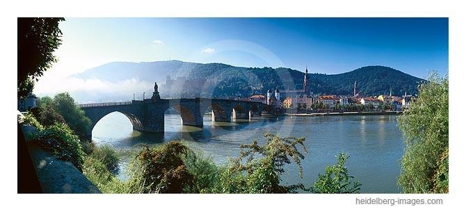 Archiv-Nr. hc2000151 | Alte Brücke im Morgennebel