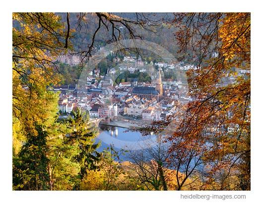 Archiv-Nr. hc2020178 | Herbstimmung in Heidelberg