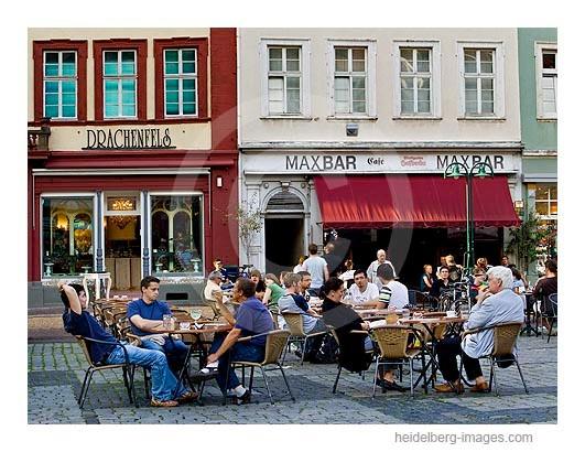 Archiv-Nr. hc2008123 | Gastronomie auf dem Marktplatz