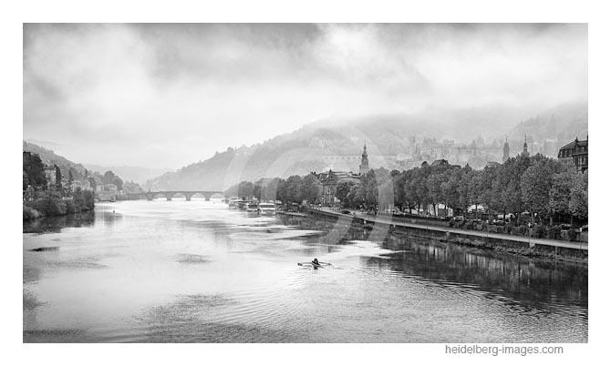 Archiv-Nr. h2019120 |  Blick von der Theodor Heuss Brücke