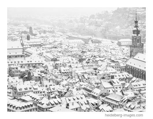 Archiv-Nr. h2021119 | Schneedächer