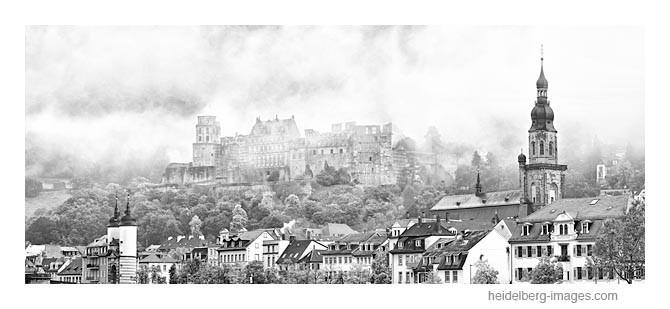 Archiv-Nr. h2013156 | Morgennebel über Heidelberg
