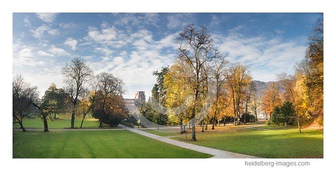 Archiv-Nr. hc2017169 / 'Hortus Palatinus', Schlossgarten