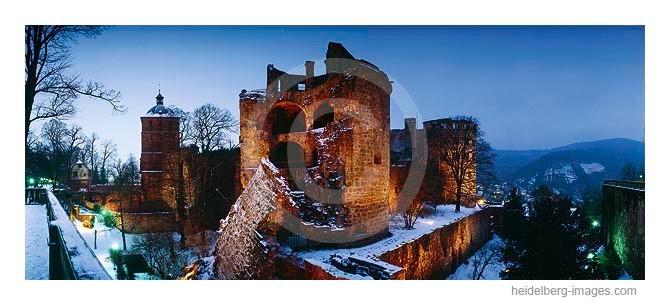 Archiv-Nr. hc2004101 | Pulverturm im Schnee
