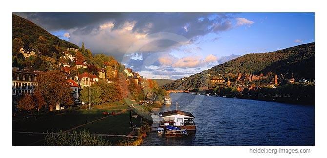 Archiv-Nr. hc2005163 / Neckarufer im Herbst