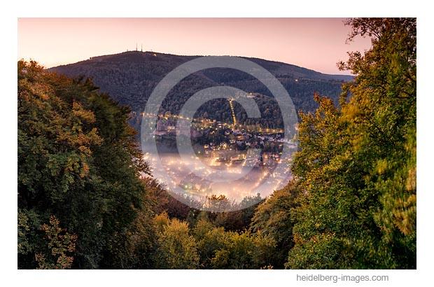 Archiv-Nr. hc2017152 | Sonnenaufgang mit Blick vom Heiligenberg