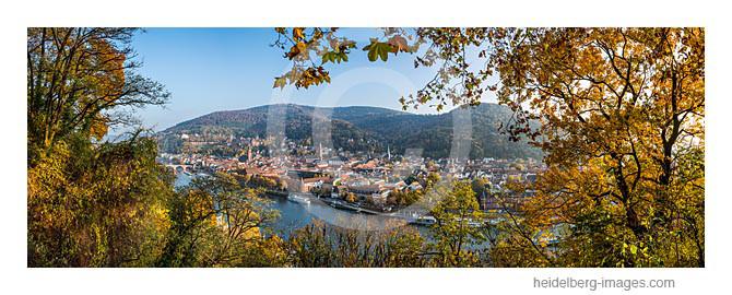 Archiv-Nr. hc2012158 / Herbstliches Heidelberg