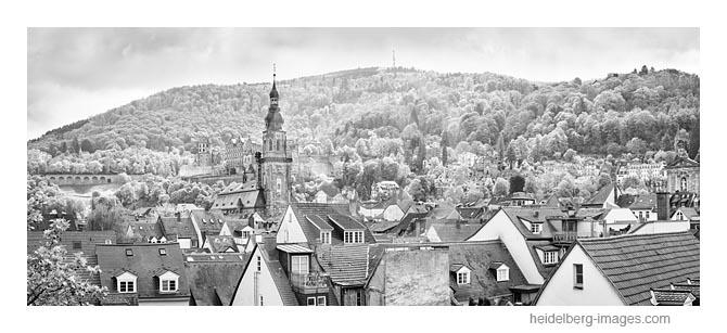 Archiv-Nr. h2019121 | Dächern der Altstadt mit Heiliggeistkirche
