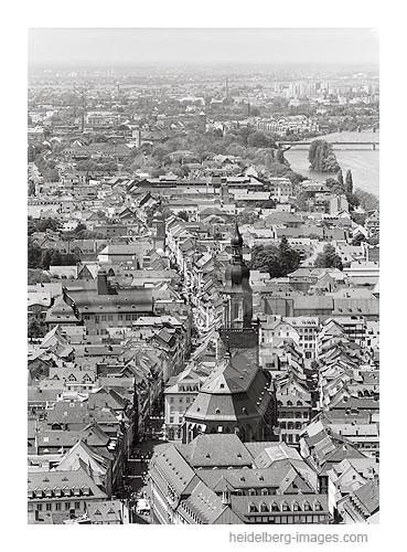 Archiv-Nr. h97133 | Hauptstrasse und Heiliggeistkirche