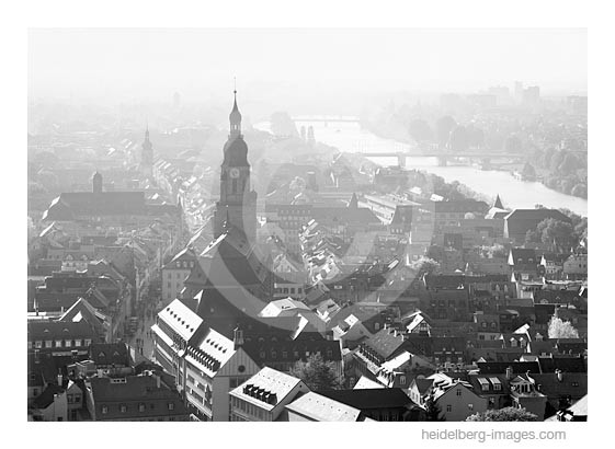 Archiv-Nr. h2007172 | Heidelberger Altstadt