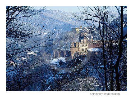 Archiv-Nr. hc99162 / Schlosstotale an einem Wintermorgen