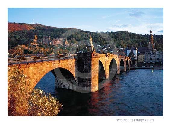 Archiv-Nr.  hc94147 | Sonnenuntergang an der Alten Brücke