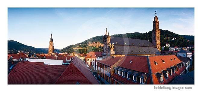 Archiv-Nr. hc97144 | Dächer der Altstadt sowie der Heiliggeist- u. Jesuitenkirche